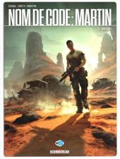 Nom de code : Martin -2- Hoggar