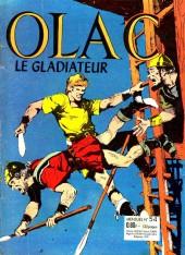 Olac le gladiateur -54- Numéro 54