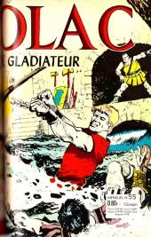 Olac le gladiateur -55- Numéro 55