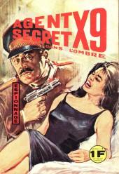 Agent secret X9 La guerre dans l'ombre -4- Le passager de l'espace
