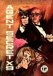 Agent secret X9 La guerre dans l'ombre -10- Morts en série