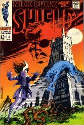 Nick Fury, Agent of S.H.I.E.L.D. (1968) -3-