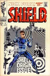 Nick Fury, Agent of S.H.I.E.L.D. (1968) -4-