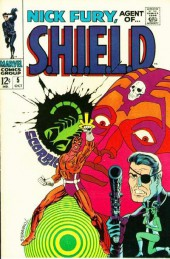 Nick Fury, Agent of S.H.I.E.L.D. (1968) -5-