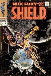 Nick Fury, Agent of S.H.I.E.L.D. (1968) -6-