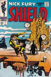 Nick Fury, Agent of S.H.I.E.L.D. (1968) -7-