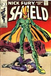 Nick Fury, Agent of S.H.I.E.L.D. (1968) -8-