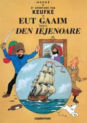 Tintin (en langues régionales) -11Anversois- Eut Gaaim van den Iejenoare