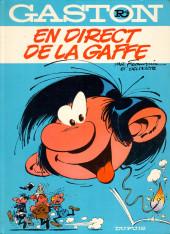 Gaston -r4b80a- En direct de la gaffe