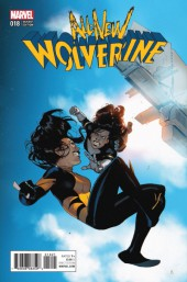 All-New Wolverine (2016) -18VC- Enemy Of The State II - Part 6 - Bengal Variant