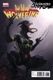 All-New Wolverine (2016) -18VC- Enemy Of The State II - Part 6 - Venomized