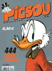 Picsou Magazine -Rec46- (2e série) recueil n° 46 (n° 394-396-398)