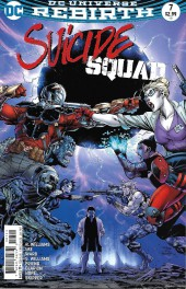 Suicide Squad (2016) -7- Going Sane, Part Three: Beat on the Brat