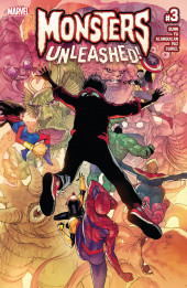 Monsters Unleashed Vol.1 (Marvel comics - 2017) -3- Issue #3