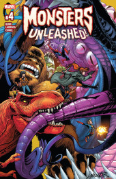 Monsters Unleashed Vol.1 (Marvel comics - 2017) -4- Issue #4