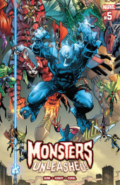 Monsters Unleashed Vol.1 (Marvel comics - 2017) -5- Issue #5