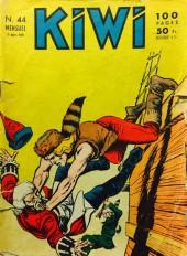 Kiwi -44- Le petit trappeur