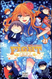 Fight Girl -21- Tome 21