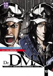 Dr. DMAT -10- Tome 10