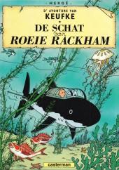Tintin (en langues régionales) -12Anversois- De Schat van Roeie Rackham