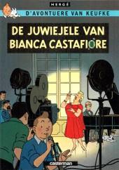 Tintin (en langues régionales) -21Anversois- De Juwiejele van Bianca Castafiore