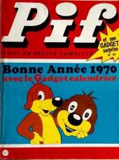 Pif (Gadget) -45- Numéro 45