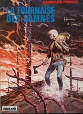 Bernard Prince -7b1981- La fournaise des damnés