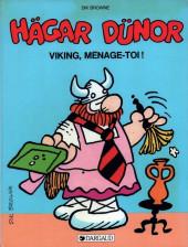 Hägar Dünor -6- Viking, ménage-toi
