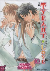 Tyrant who fall in love (The) -10- Tome 10