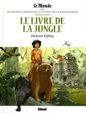Les grands Classiques de la littérature en bande dessinée -6- Le Livre de la Jungle