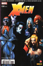 X-Men (Marvel France 1re série - 1997) -138A- Espèce en danger (3)