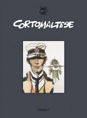 Corto Maltese (50e anniversaire - Le Soir) -7- Les Éthiopiques