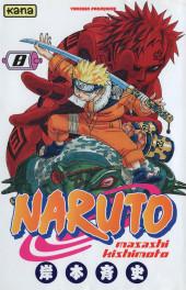 Naruto -8- Au péril de sa vie !!