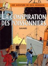 Dick Hérisson -5b- La conspiration des poissonniers