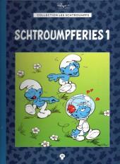 Les schtroumpfs - La collection (Hachette) -32- Schtroumpferies 1