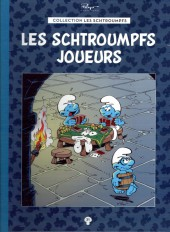 Les schtroumpfs - La collection (Hachette) -31- Les Schtroumpfs joueurs