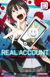 Real Account -3- Tome 3