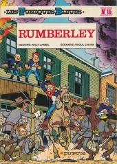 Les tuniques Bleues -15- Rumberley