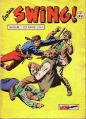 Capt'ain Swing! (1re série) -60- L'homme à la moustache grise