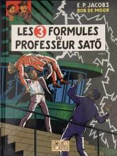 Blake et Mortimer (Les Aventures de) -12b05- Les 3 Formules du Professeur Satô - Tome 2
