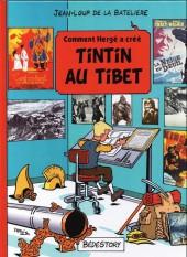 Comment Hergé a créé... -19- Tintin au Tibet