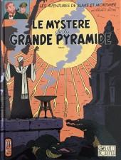 Blake et Mortimer -5c08- Le mystère de la grande pyramide - Tome 2
