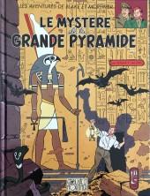 Blake et Mortimer (Les Aventures de) -4c2008- Le Mystère de la Grande Pyramide - Tome 1