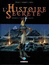 L'histoire secrète -6a2008- L'aigle et le Sphinx