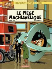 Philip et Francis (Les Aventures de) -2a14- Le Piège machiavélique