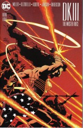 Couverture de Dark Knight III: The Master Race (2016) -8- Book Eight