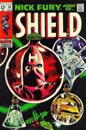 Nick Fury, Agent of S.H.I.E.L.D. (1968) -10-