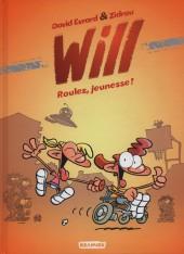 Will (Zidrou/Evrard) -1- Roulez, jeunesse !