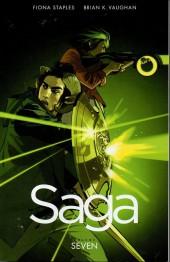 Saga (2012) -INT07- Saga - Volume Seven