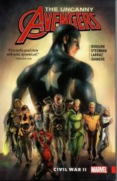 Uncanny Avengers [II] (2015) -INT03- Civil War II